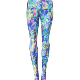 asics Graphic Tights Dame halographic